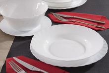 LUMINARC TRIANON - Serwis obiadowy 19 części na 6 osób