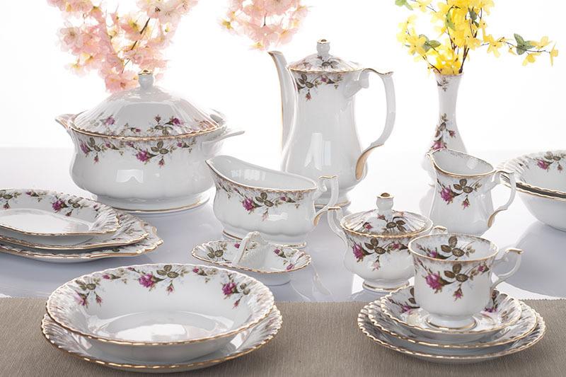 Poznaj Szlachetną Porcelanę Obiadową I Kawową Chodzież Iwona Serwis